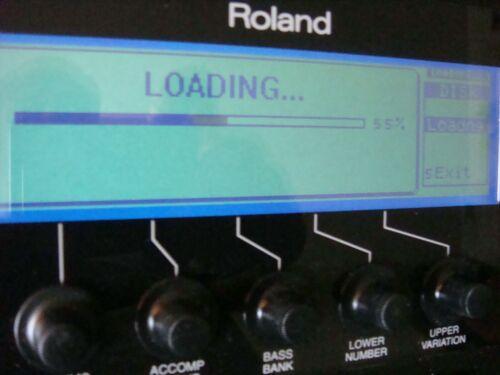 2000 Styles Français LATIN Pack RETRO USB ROLAND RA 800 G800 G1000 VA7 E80 E60