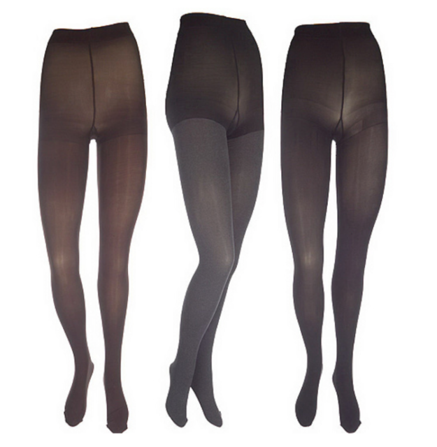 Legacy~Control Top Opaque Tights~A31857~Choice of Colors and Sizes