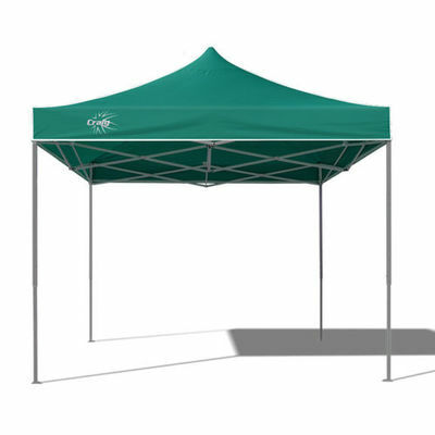 3x3m CRAIG Pop Up Gazebo Outdoor Folding Tent Market Party Marquee Canopy Green