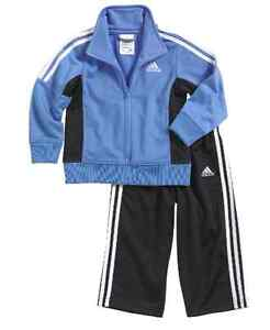 INFANT-BABY-BOYS-ADIDAS-2-pc-Impact-Tricot-Set-Baby-12-Months