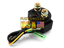 Starter Relay Solenoid Motorcycle Fit For Honda C70 1980 New