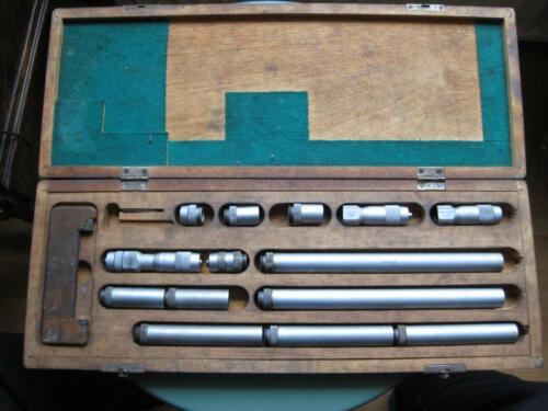Vintage-verlaengerungsstab-Praezisions-Innenmikrometer-FWP-amp-Mauser