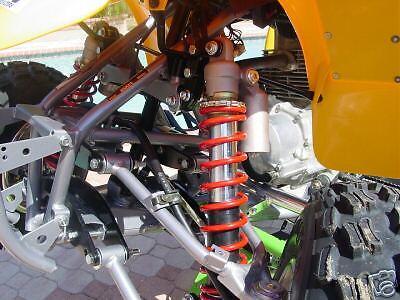 Suzuki LT-Z250 A-arms & Shocks Conversion Widening Kit (+6 Inches)
