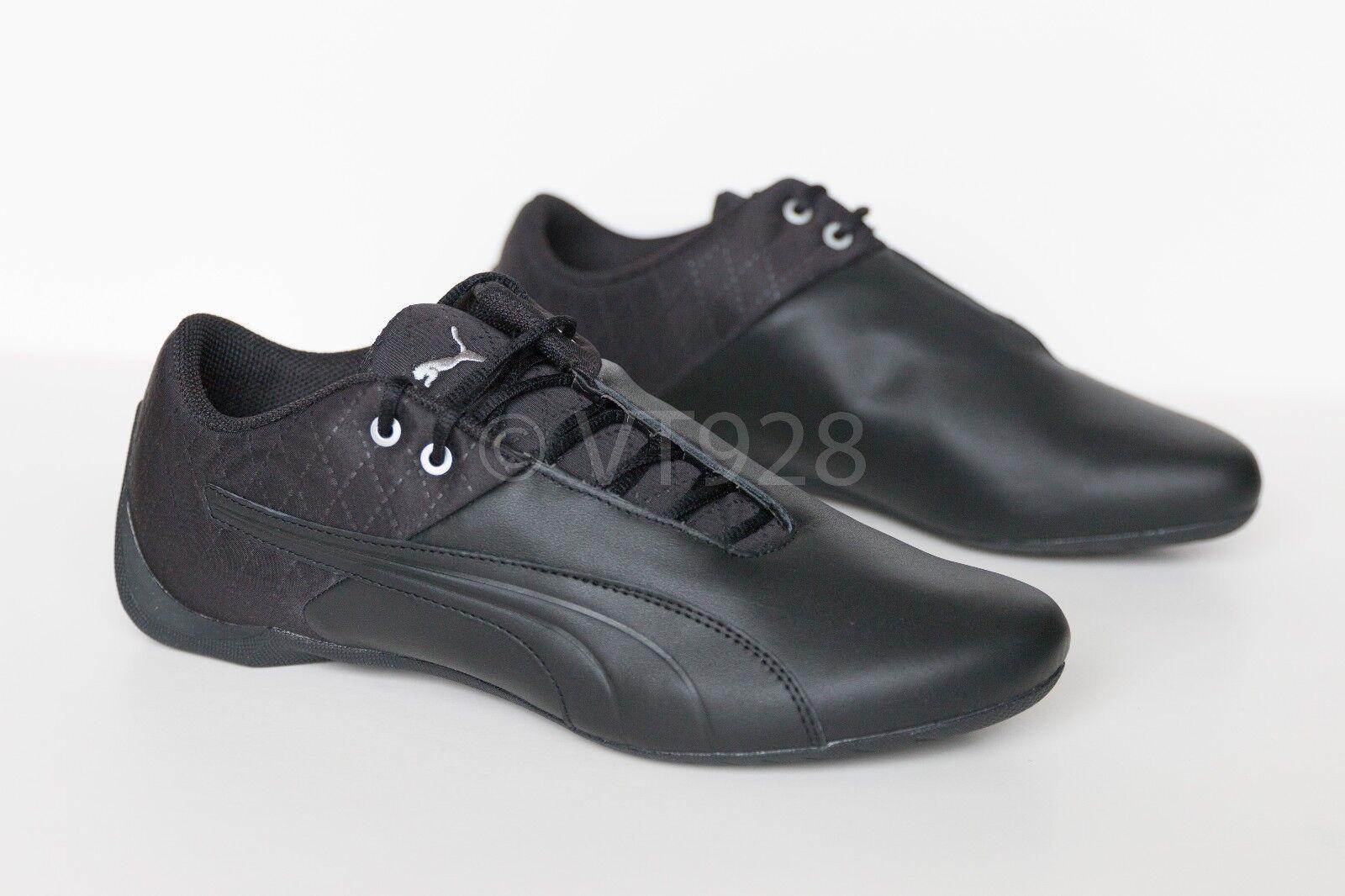 NEW PUMA FUTURE CAT REENG QUILTED uomo scarpe nero nero nero ALL DimensioneS 9959b0