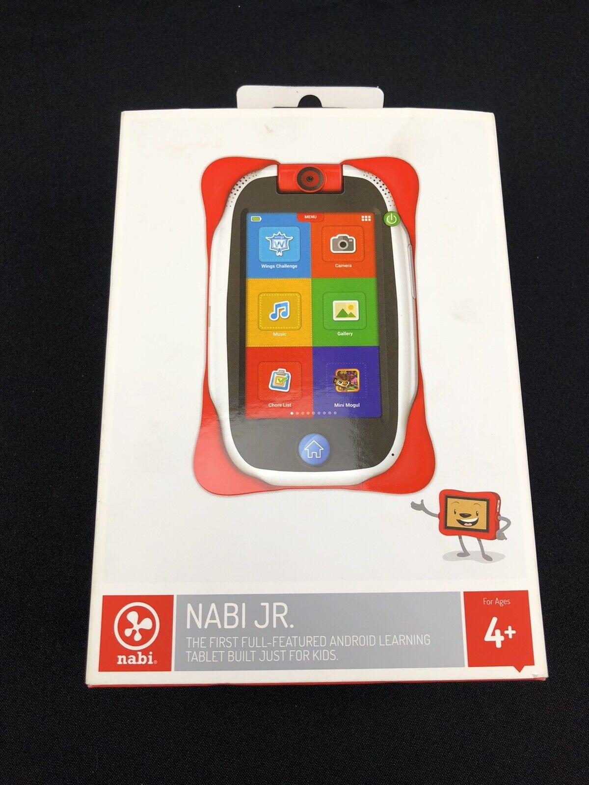 Nabi Jr 5 Inch 8gb Kids Tablet Ebay