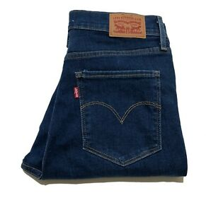 Levis-Jeans-711-Mid-Rise-Skinny-Jeans-Dark-Wash-Surplus-Stock