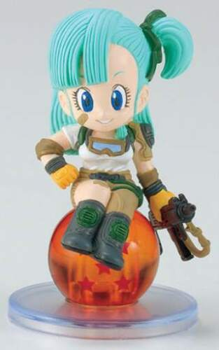 Bandai Dragonball Dragon ball Z Chara Puchi Figure Adventure Version