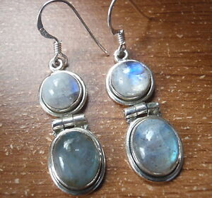 Blue-Moonstone-and-Labradorite-925-Sterling-Silver-Dangle-Earrings-u223c