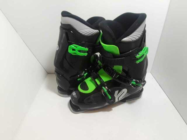 K2 Xplorer 3 25.5 Ski Boots 287 mm Made in Italy Mint !!!