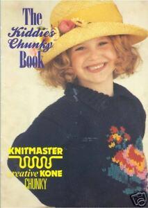 The-Kiddies-Chunky-Book-Knitting-Machine-Patterns