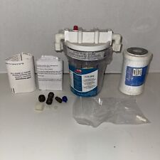Cuno Ust 38m Inline Water Filter With New Filter