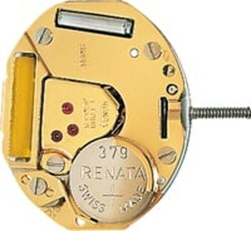 RONDA Normtech 751 Movement Gold-Plated Swiss Made