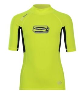 BNWT Boys Sz 5 Mix Brand Blue Green Long Sleeve Rash Vest UPF40+