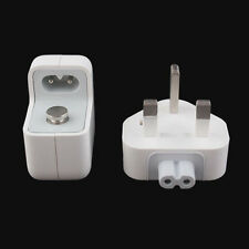 12W Plug Mains Wall Charger Adapter For Apple iPad1,2,3,4,5 Mini UK High Quality