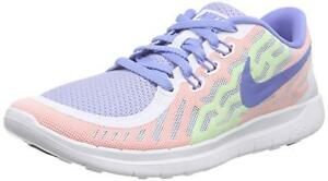 Details about Nike Girls Free 5.0 GS 725114 101 Running schuhe Sneakers Size 5.5 New