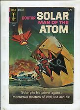 Doctor Solar #24 ~ Solar Pits his Power VS Masters Of Land, Sea & Air ~ (7.5) WH