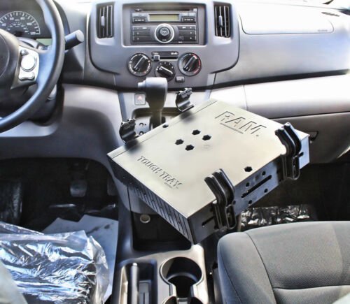 RAM Laptop Mount for Chevrolet City Express