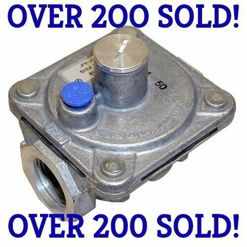 3 to 50 psi Pressure Regulator 1//4 In