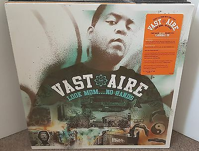 VAST AIRE / LOOK MOM... NO HANDS DBL LP OG US HIP HOP SEALED CANNIBAL OX MF DOOM