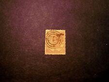 Denmark Stamp Scott# 12  Royal Emblems 1865   C353