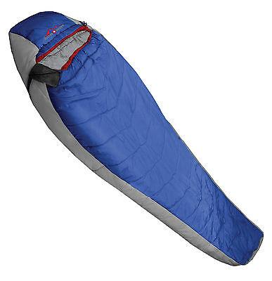 Zero Degree Mummy Sleeping Bag -  Suisse Sport McKinley 4.1 lbs