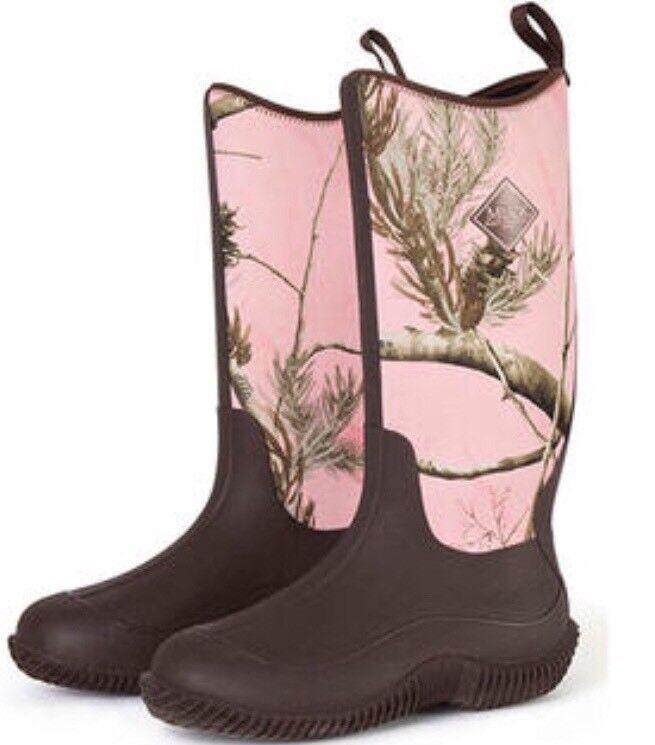 """The Original Muck Boot"" Womens Hale (Pink Realtree)  HAW-4RAP HAW-4RAP HAW-4RAP  ee601e"