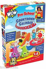 WOW Toys Pre-School Countdown Calendar