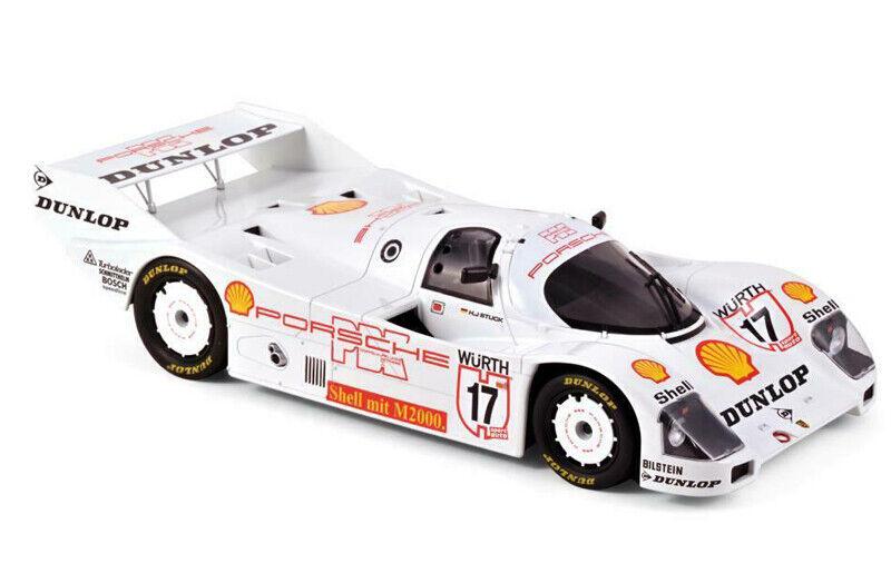 NOREV 1 18 AUTO DIE CAST PORSCHE 962 C WINNER SUPERCUP NURBURGRING 1987   187412