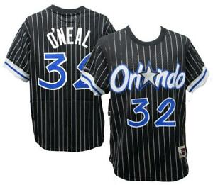 Shaquille O'Neal #32 Orlando Magic Mens S-L-XL-2XL Mitchell & Ness Jersey