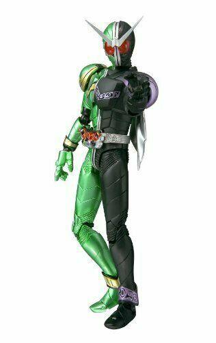 Kamen Rider Horobi Figma Action PVC Figure Kamen Rider Double Kamen Rider W
