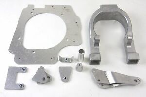 Complete-aluminum-frame-conversion-kit-for-04-05-CRF250R-to-CR250-engine