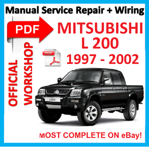 l200 workshop manual engine rh l200 workshop manual engine angelayu us Suzuki Mini Truck Mitsubishi Mini Truck Interior