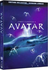 AVATAR-COLLECTOR-VERSION-LONGUE-DVD-NEUF-SOUS-CELLOPHANE