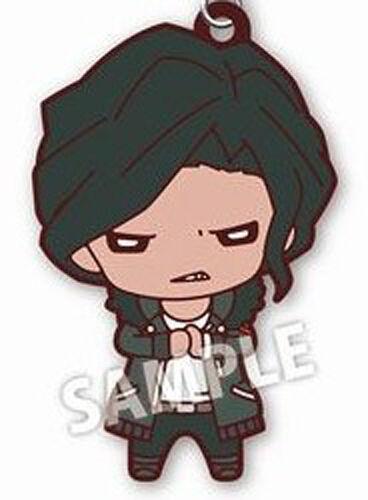 Super Dangan Ronpa 3 Sakakura Juuzou Nitotan Rubber Phone Strap