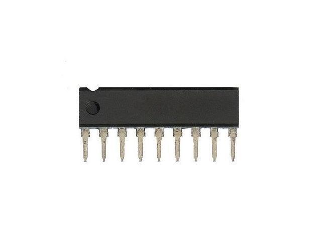 Circuito integrado AN278 MATSUSHITA SIP-9