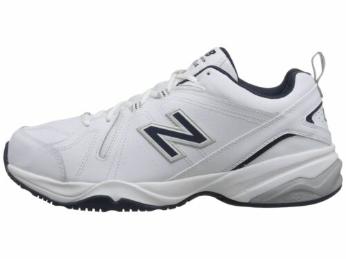 en Chaussures New bleues cuir blanches Mx624wn2 Balance d'entraînement mOvNnw80