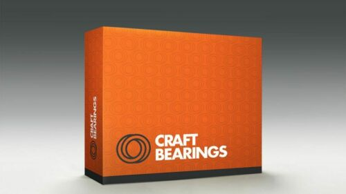 35x80x21 6307 CRAFT Bearing