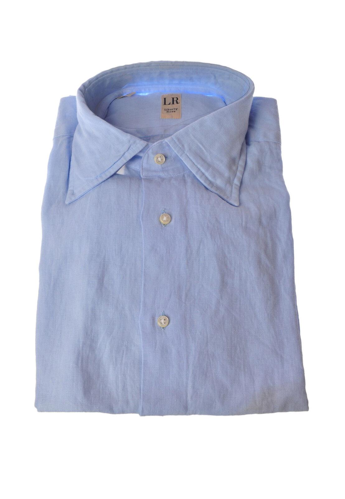 Liberty Rose  -  Shirt - Male - Blau - 3461221A180548