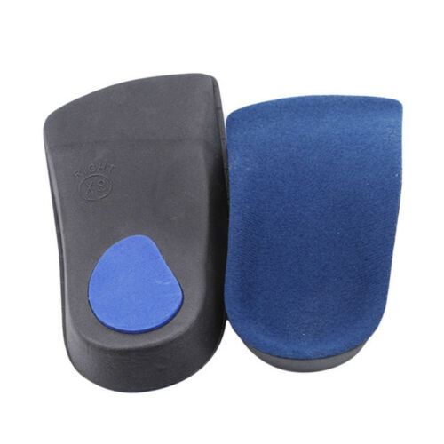 Heel Support Pad Cup Gel Silicone Shock Cushion Orthotic Insole Plantar Care New