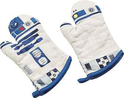Star Wars R2-D2 Oven glove blue-white