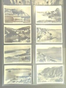 1938-HOLIDAY-HAUNTS-BY-THE-SEA-Britain-Senior-Service-Tobacco-Card-Set-48-cards