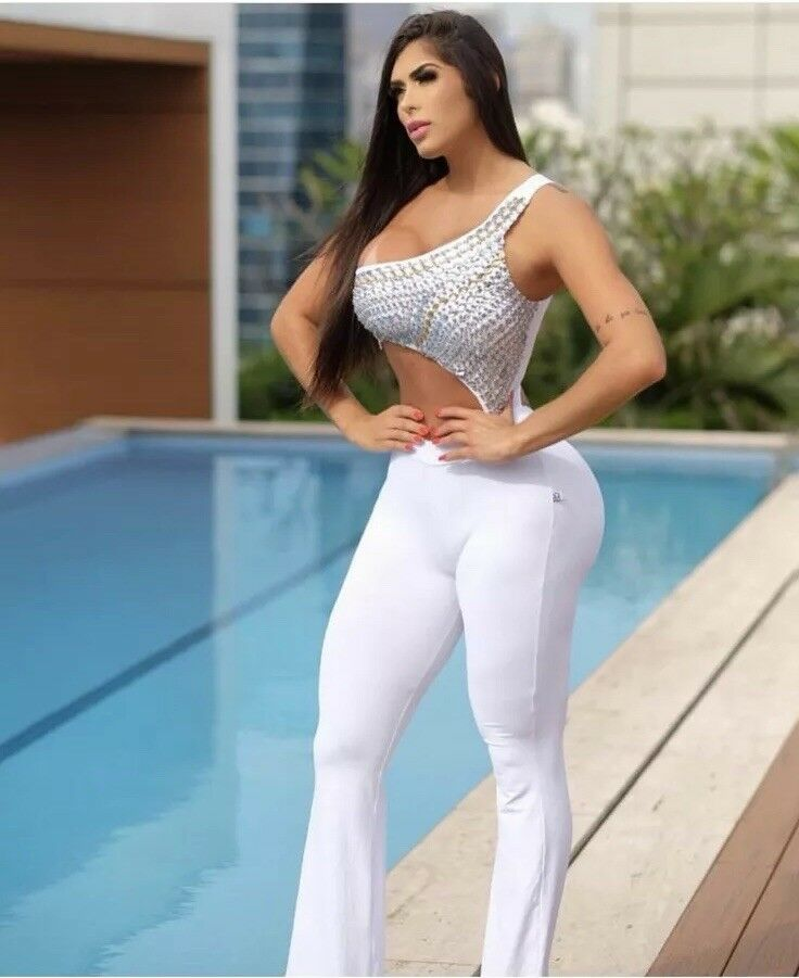 Brazilian Sexy Jumpsuit-  Size M