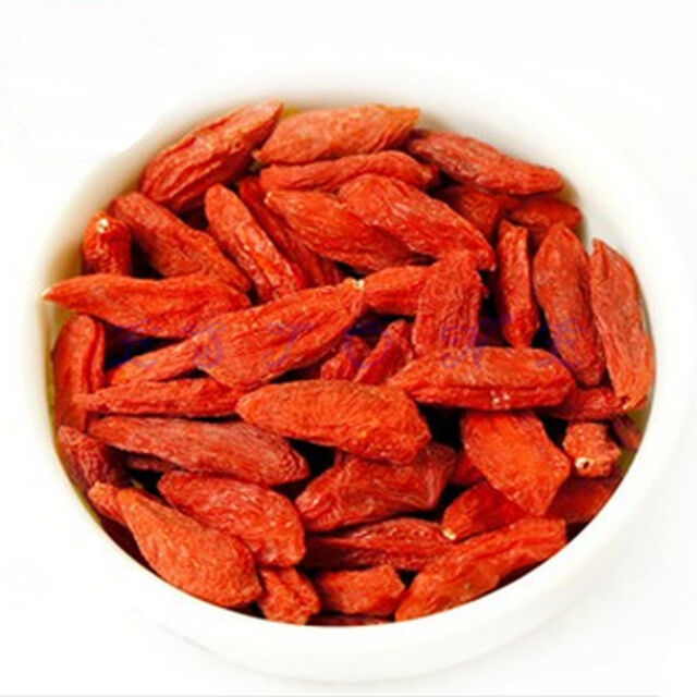 Premium Natural New Arrival Organic Goji Berry - Dried Lycii Wolfberry Healthy