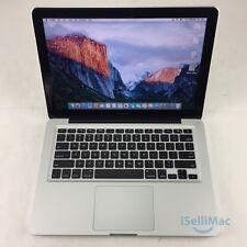 "Apple 2012 MacBook Pro 13"" 2.9GHz I7 750GB 8GB MD102LL/A + C Grade + Warranty!"