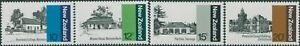 New-Zealand-1979-SG1188-1191-Architecture-set-MNH