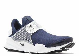 new product 91af0 e85c7 Details about NIKE SOCK DART Sz 11 KJCRD NAVY BLUE(819686-400)jordan  trainer 3 vapormax 95 97