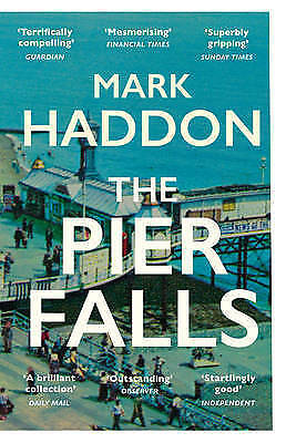 1 of 1 - The Pier Falls by Mark Haddon (Paperback, 2017)