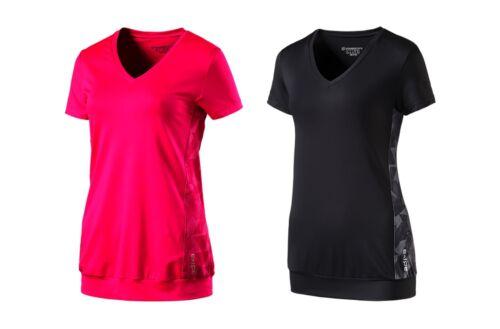 Energetics Apela Damen Sportshirt Trainingsshirt T-Shirt Funktionsshirt