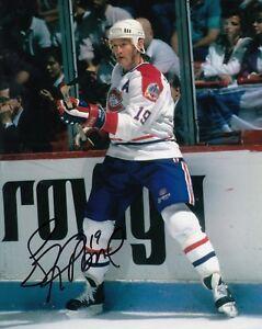 LARRY-ROBINSON-signed-MONTREAL-CANADIENS-hockey-8X10-photo-W-COA-3