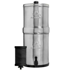 Alexapure Pro Stainless Steel Water Filter Purification